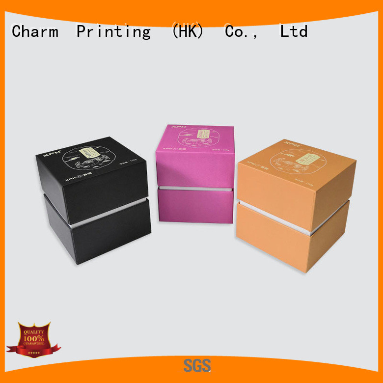 CharmPrinting cardboard gift boxes for wholesale gift box