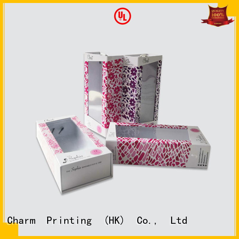 drawer type paper gift box health care product