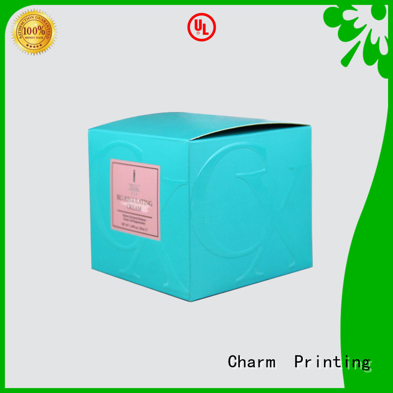 customized cosmetic packaging high quality storage