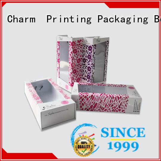 CharmPrinting paper gift box dental products