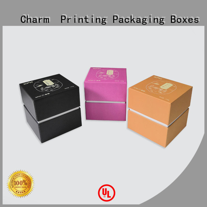 CharmPrinting carboard paper gift box gift box
