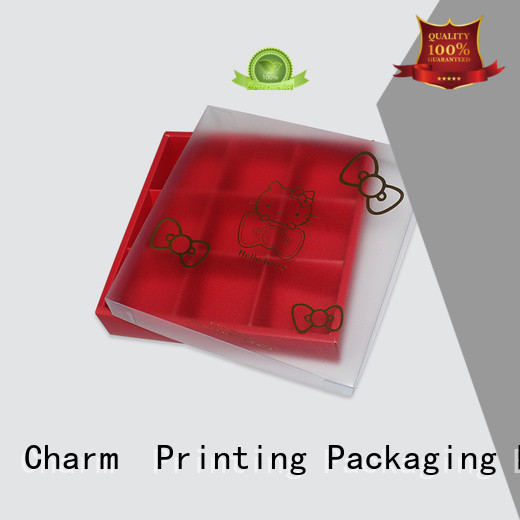 book shape chocolate packaging automatic slide for chocolate box