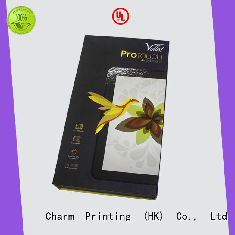 Custom Book Shape Gift Food Box Packaging