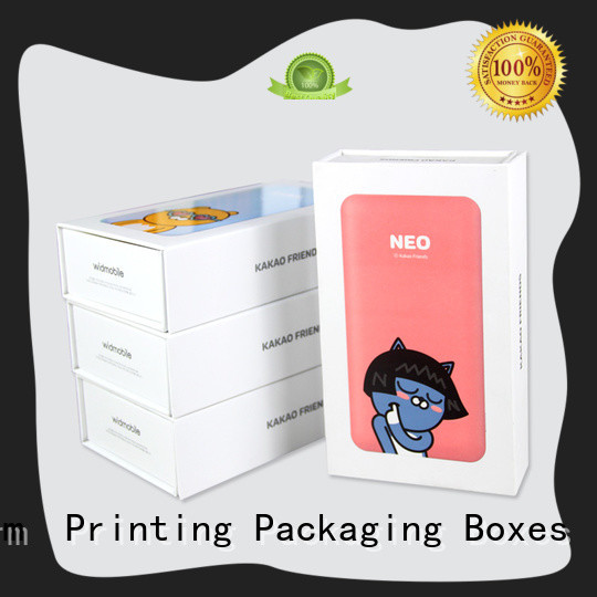 CharmPrinting professional design packaging box for gift box