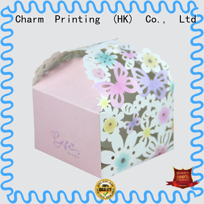 Charm Printing wedding packaging creative design for wedding packaging