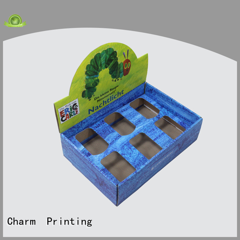 CharmPrinting custom toy packaging boxes get quote corrugated Box