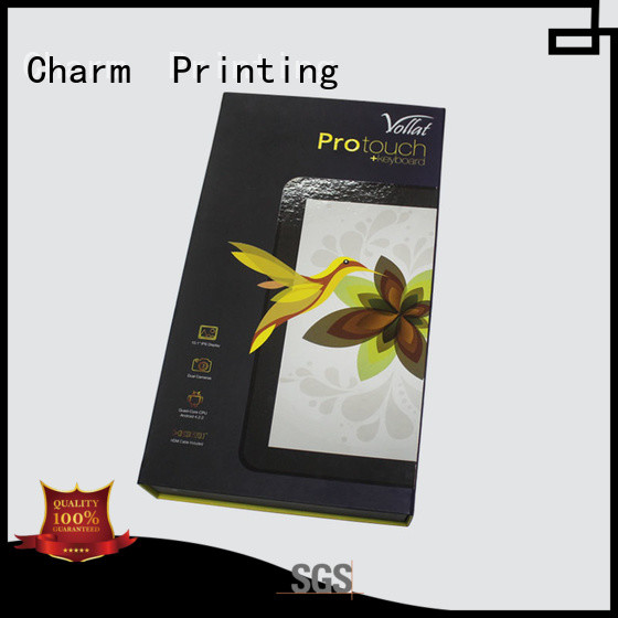 Charm Printing food packaging boxes high quality for food box