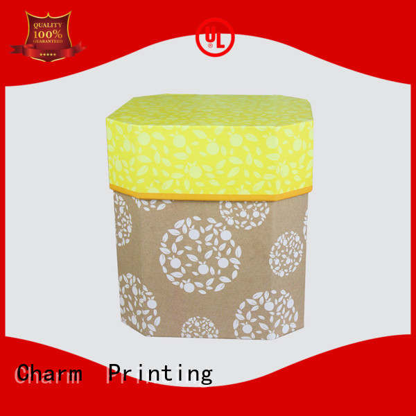CharmPrinting perfume packaging box printing color fragrance