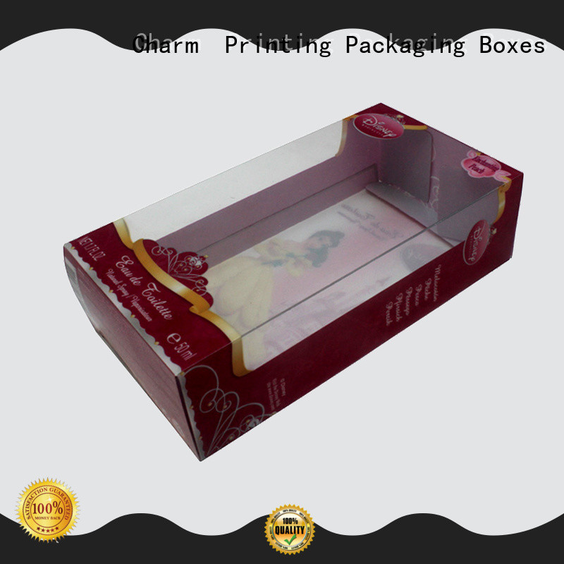 CharmPrinting toy packaging boxes buy now corrugated Box