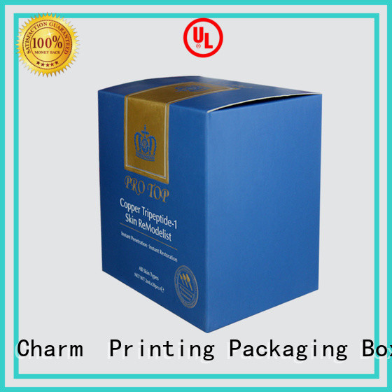 customized cosmetic packaging box offset printing gift package