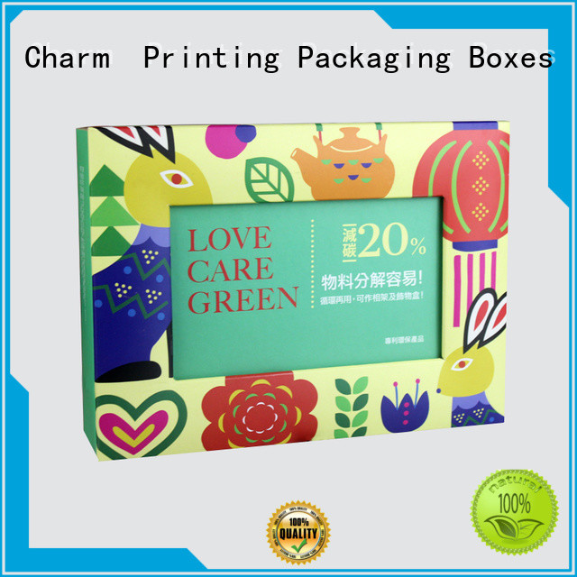 with tray pillow box factory price for gift