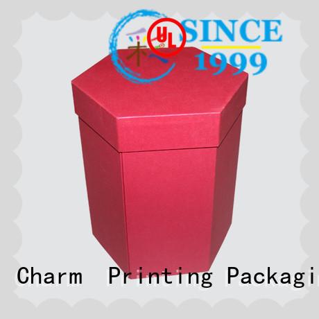 CharmPrinting custom pillow box handmade for food box