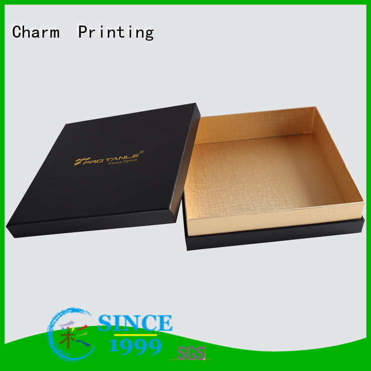 Charm Printing book shape chocolate packaging box foil stamping for chocolate box