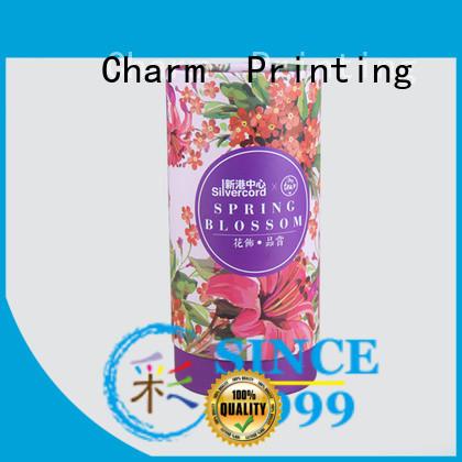 CharmPrinting custom pillow box high quality for gift
