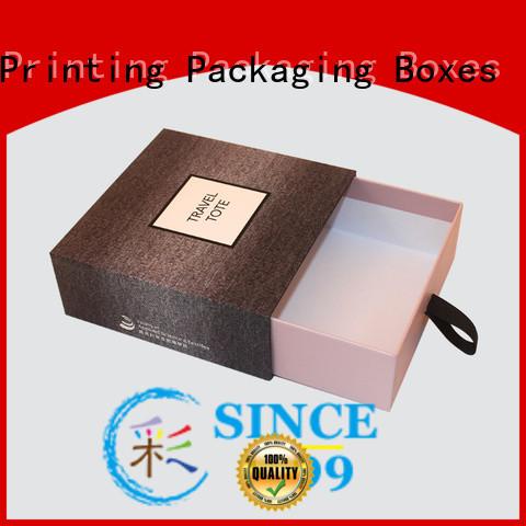 customization perfume box printing color for modern mowen