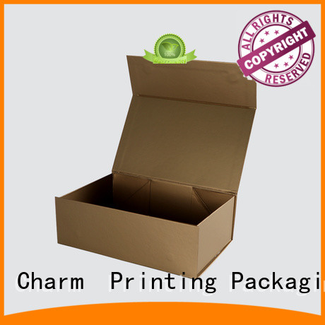 handmade cosmetic packaging box high quality gift package
