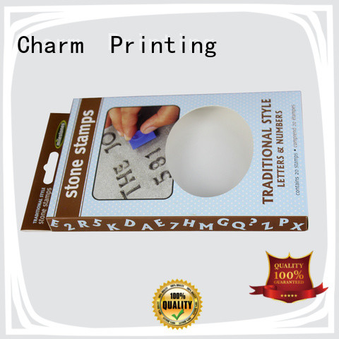 CharmPrinting custom toy packaging buy now Corrugated Box