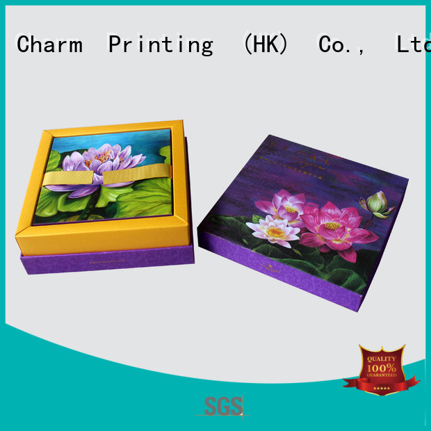 food packaging boxes high quality for food box CharmPrinting