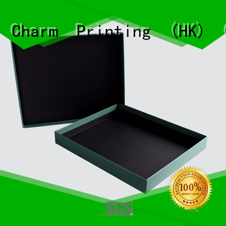CharmPrinting apparel packaging boxes special-shape box for gift