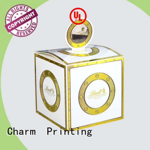 wedding favour boxes for luxury box Charm Printing