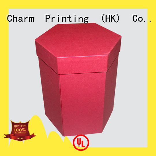 Charm Printing pillow box high quality for gift