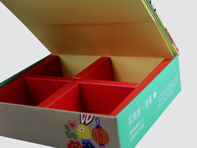 CharmPrinting special shape food packaging boxes factory price for gift-1