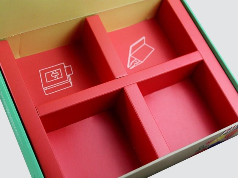 CharmPrinting special shape food packaging boxes factory price for gift-2