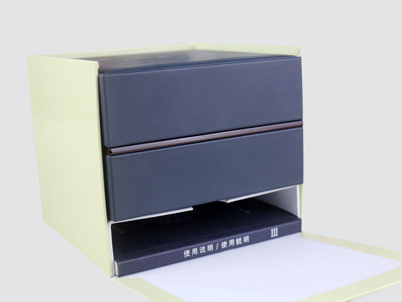 Charm Printing with tray jewelry box factory price for luxury box-2