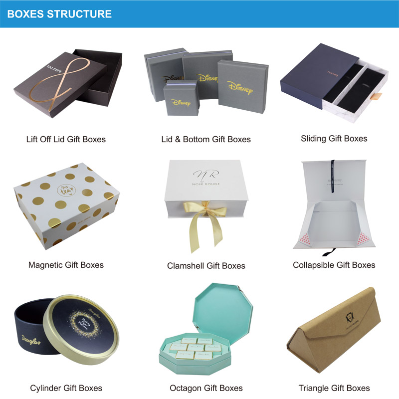 book shape jewelry packaging high-quality for luxury box-4