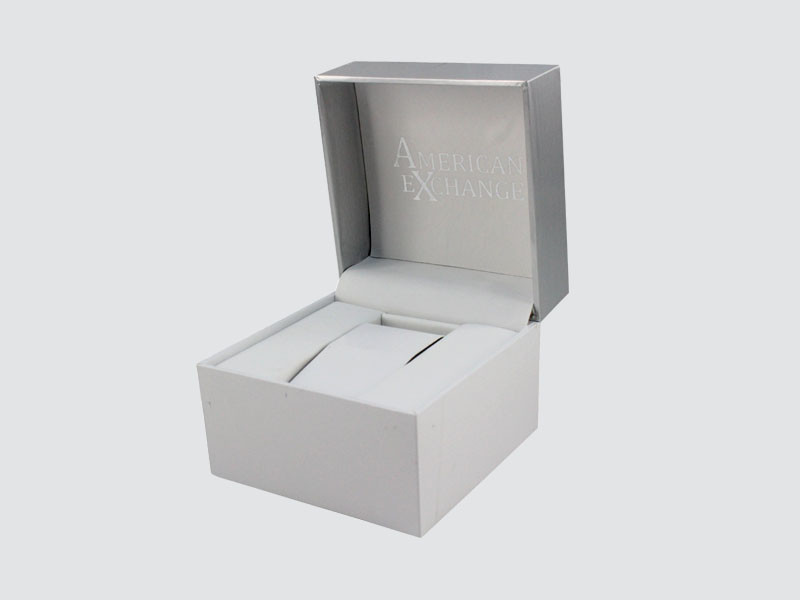 book shape jewelry packaging luxury design for gift box