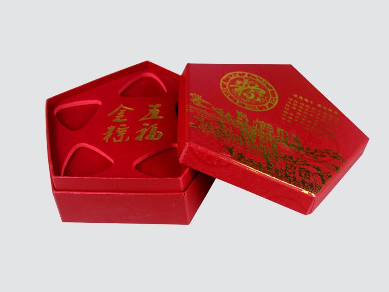 book shape jewelry packaging box factory price for luxury box-1