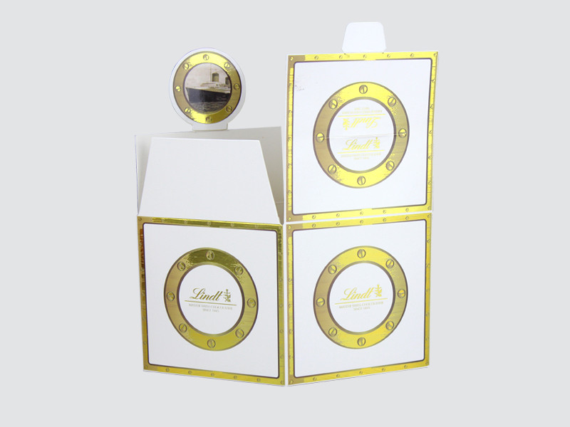 art paper gift packaging creative design for luxury box