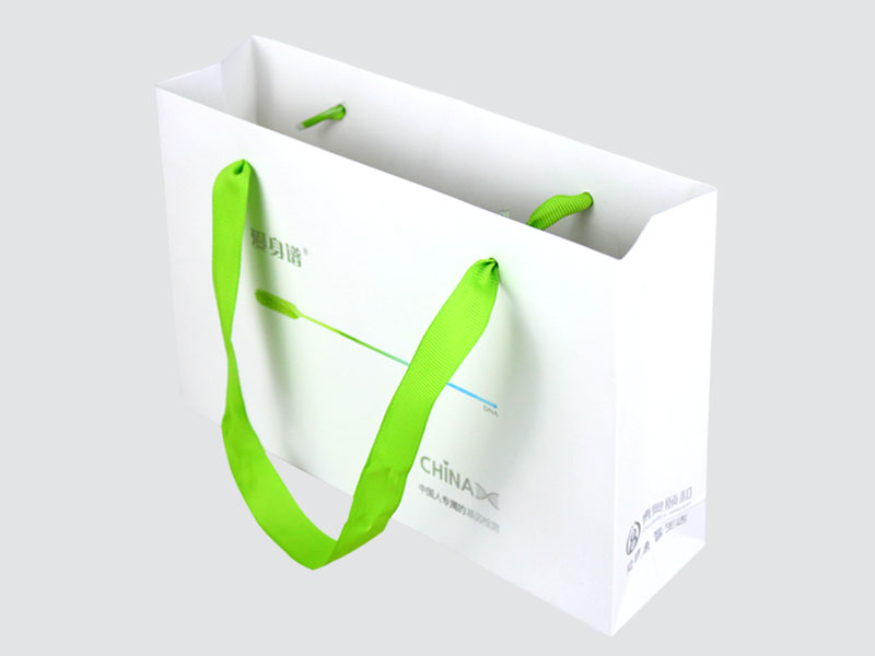 OEM paper gift bags on-sale for shopping bag-1