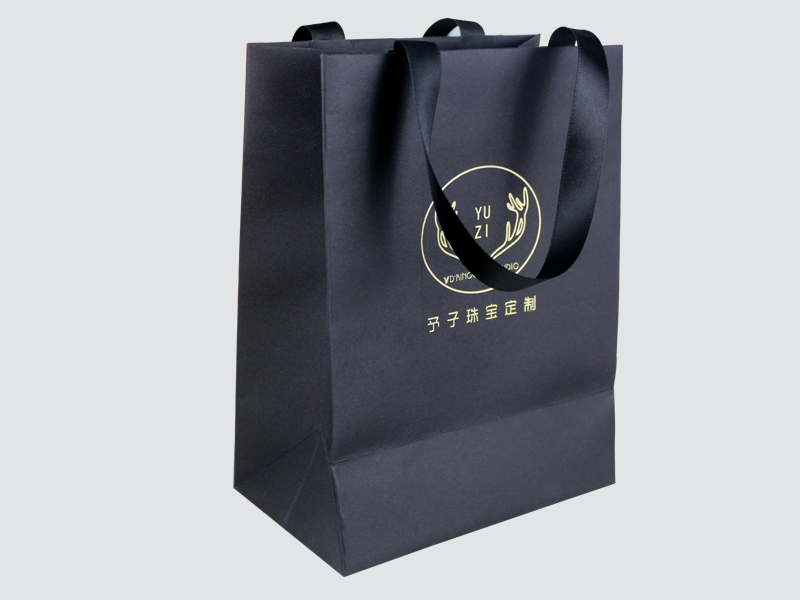Charm Printing OEM paper bag fashion design for paper bag-1