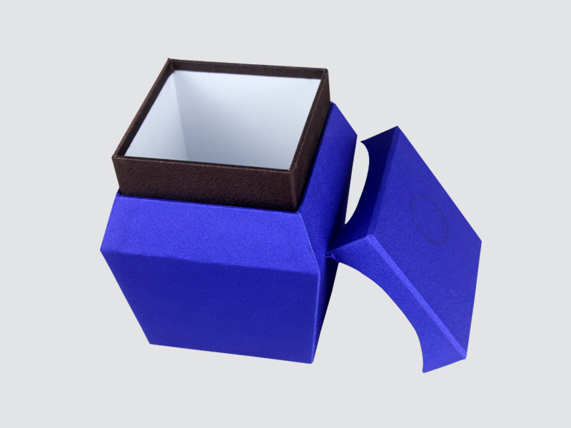 Luxury Perfume Gift Box with Special Shape  Packaging Box