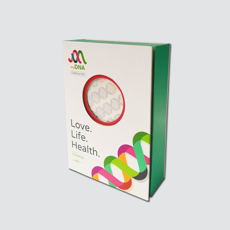 Custom Luxury Book Shape Magnet Health care Gift Box