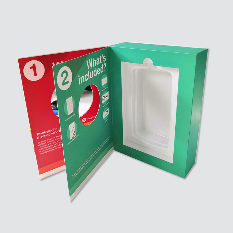 CharmPrinting paper gift box for wholesale dental products-1