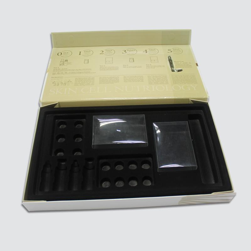 CharmPrinting cosmetic packaging box uv printing storage-1