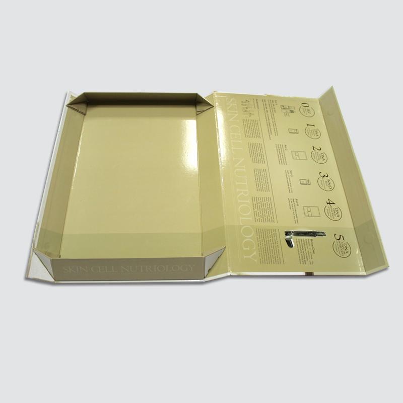 CharmPrinting cosmetic packaging box uv printing storage-2
