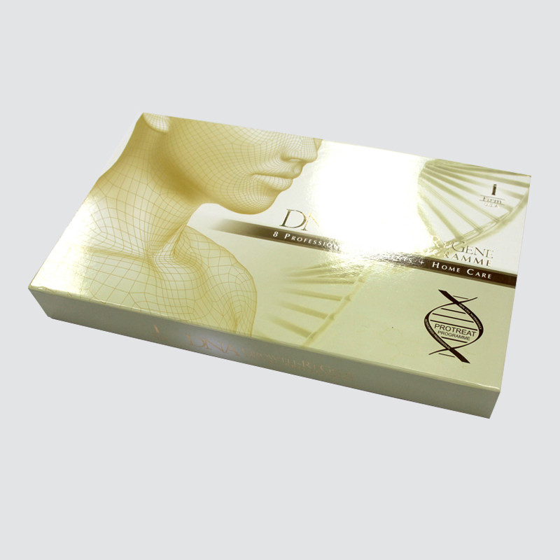 Custom Book Type Gift Box for Cosmetic packaging