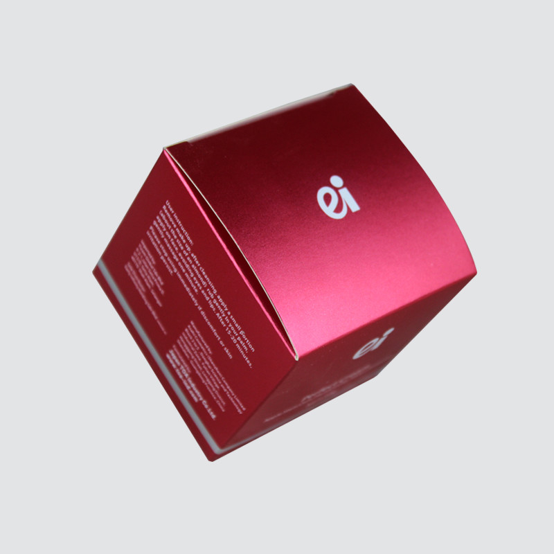 Special Personalized Colorful Card Cosmetics Box
