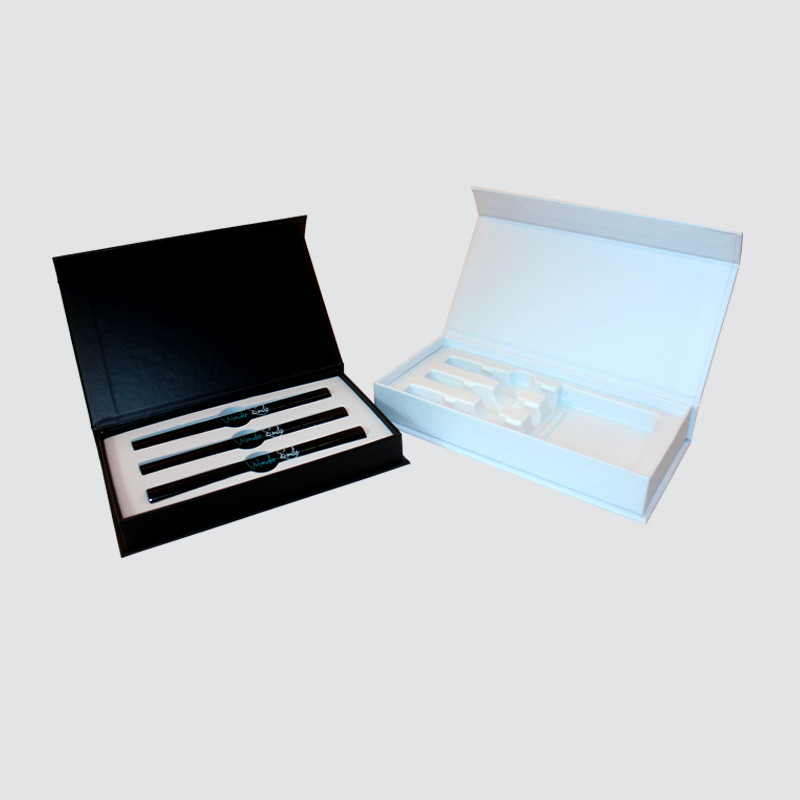 Custom Book Shape Gift Box for Dental Products