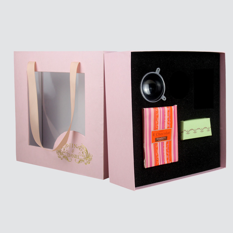 Drawer Type Custom Gift Packaging Box for Health Care Products