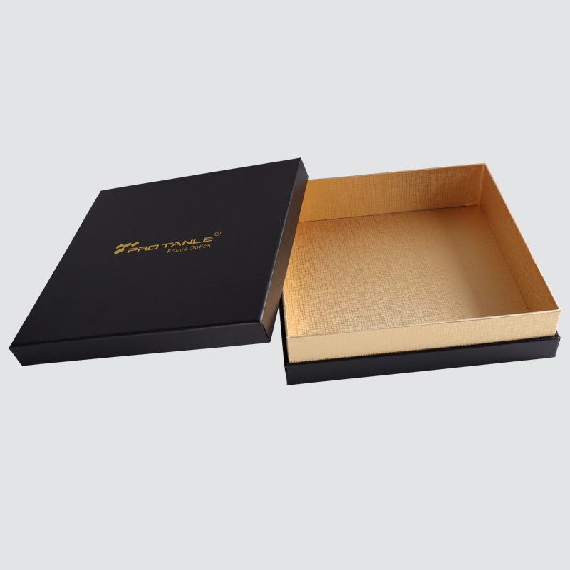 Custom Luxury Lid And Base Gift Chocolate Box