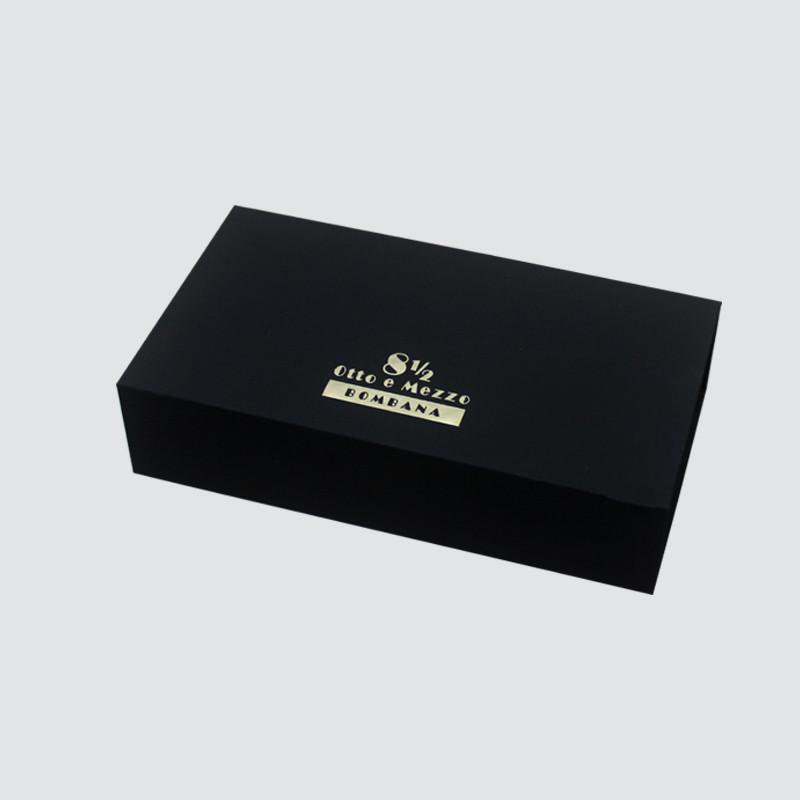 Custom Luxury Book Shape Magnet Chocolate Gift Box