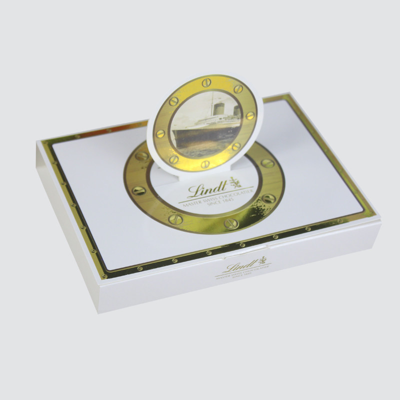 Custom Chocolate Colorful Crad box Packaging Box