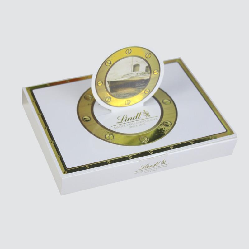 Custom Chocolate Colorful Crad box Packaging Box