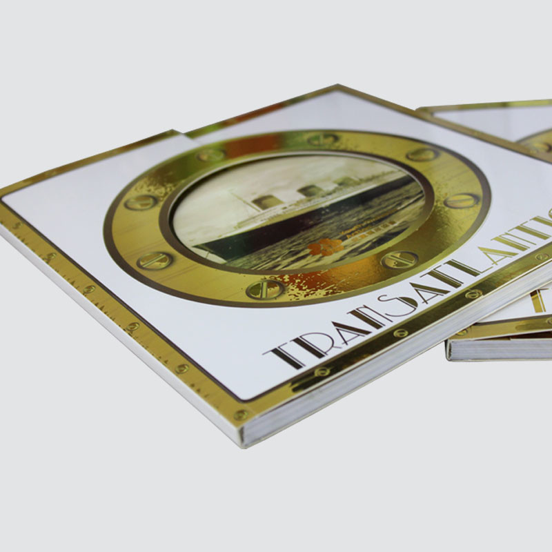 Custom Art Paper booklet printing brouchure