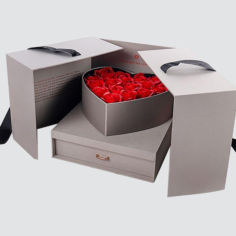 CharmPrinting magnet gift box packaging boxes manufacturer for festival packaging-1