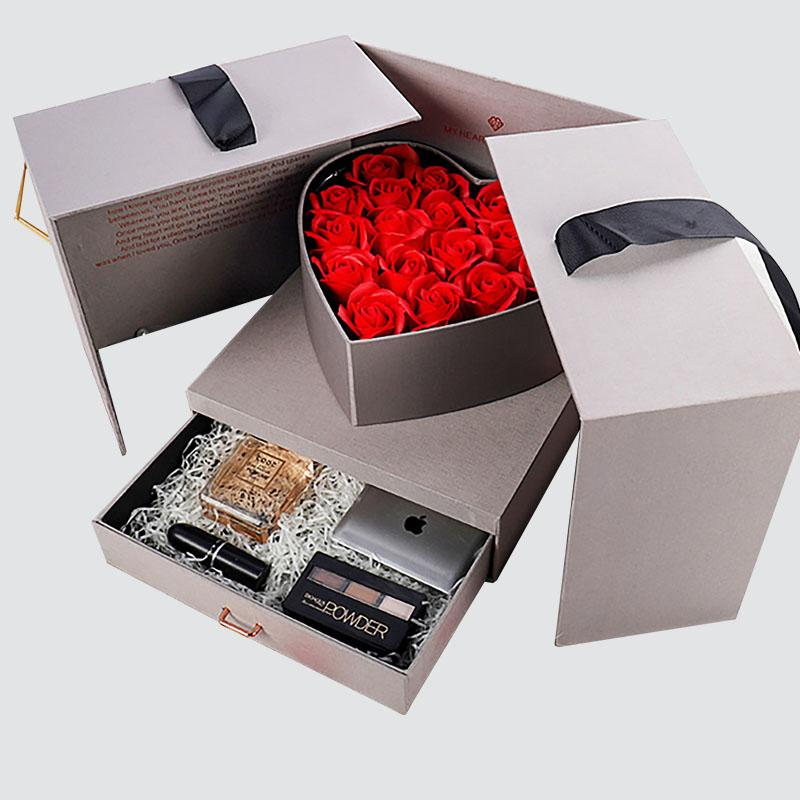 CharmPrinting magnet gift box packaging boxes manufacturer for festival packaging-2
